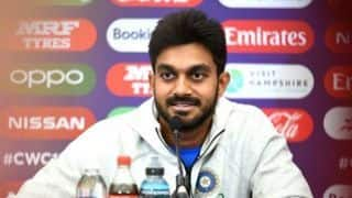 I can bowl a lot better than what I am now: Vijay Shankar