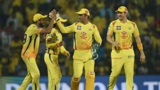 Chennai Super Kings: Road to IPL 2019 final