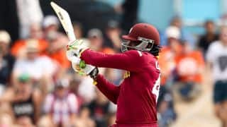 Chris Gayle's knock of 215 against Zimbabwe