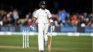 इंग्लैंड के खिलाफ अर्धशतक जड़ कप्तान कोहली ने तोड़े सारे रिकॉर्ड