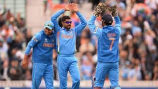 India vs England 2nd ODI at Cardiff: India's likely playing XI