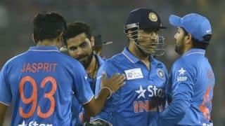 India decimate West Indies by 45 runs in ICC World T20 2016 warm-up match at Eden Gardens