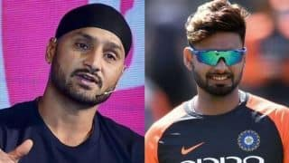 India vs Australia series is the opportunity for Rishabh Pant to cement his place in World Cup 2019 squad; Harbhajan Singh