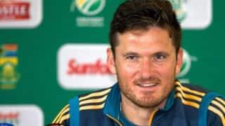Australia in South Africa 2014: Graeme Smith downplays hype surrounding Mitchell Johnson