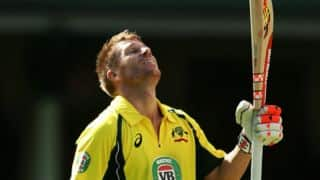 David Warner breaks into top 10 of ICC T20I rankings