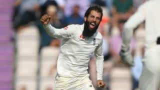Moeen Ali spins England to win over India and series victory