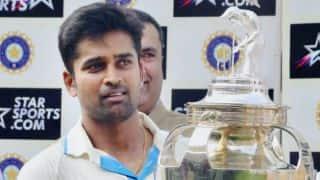 R Vinay Kumar credits teamwork for Karnataka's Ranji Trophy 2013-14 victory