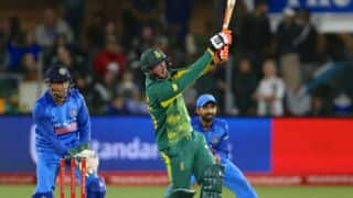 India vs South Africa, 2nd T20I: Heinrich Klaasen, JP Duminy powers Hosts to 6 wicket win to level the series