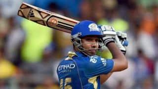 Rohit Sharma: Mumbai Indians deserve IPL 2014 playoff spot