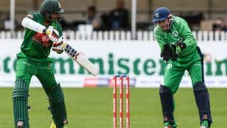 Bangladesh trounce Ireland by 8 wickets in 4th ODI of Tri-Nation series