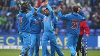 India vs England, 1st ODI at Bristol: India's likely XI
