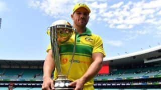 Our focus will be on dismissing India's top-three cheaply: Aaron Finch