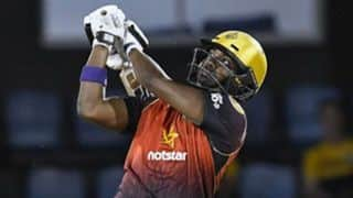 CPL 2018: Bravo goes ballistic in Knight Riders' stunning win over Stars