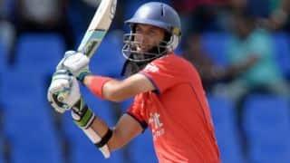 India vs England 2014, 4th ODI at Edgbaston: Jos Buttler dismissed by Mohammed Shami
