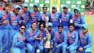 India vs South Africa, 5th Women's T20I, statistical highlights