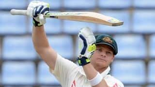 The Ashes 2019: Steve Smith resumes dominance over England's bowlers at Tea on Day 2
