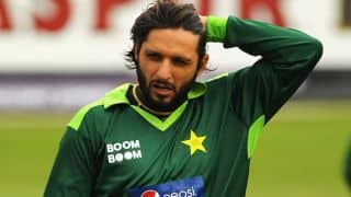 ICC World T20 2014: Shahid Afridi laments negative approach for West Indies loss