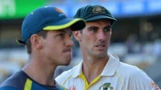Australia name unchanged XI for second Test vs Sri Lanka