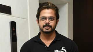 श्रीसंत ने किया खुलासा कहा, धोनी और द्रविड़ ने उनका साथ नहीं दिया