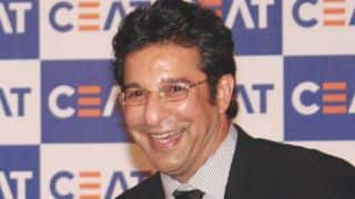Akram to return as KKR bowling adviser