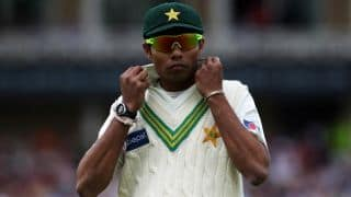 Danish Kaneria returns to Pakistan after India trip