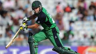 Ireland vs Zimbabwe Qualifying Group B, ICC World T20 2014 Live Cricket Score: Ireland beat Zimbabwe by 3 wickets