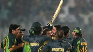 Pakistan record their highest successful run-chase in ODIs