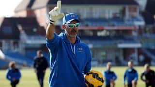 Gillespie not interested in joining AUS' coaching staff