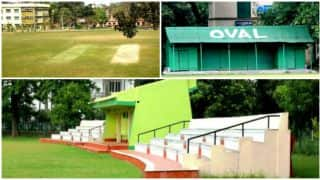 'The Oval' of Bengal to host First-Class and club cricket matches by CAB
