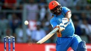 Mohammad Shahzad sets T10 league on fire with 16-ball 74, 10 wickets win