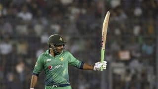 Pakistan beat Scotland by 48 runs in 1st T-20
