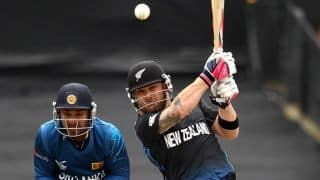 New Zealand thrash clueless Sri Lanka by 98 runs in the inaugural game of ICC Cricket World Cup 2015