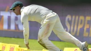 David Warner reported by South African players for ball tampering on Day 2, 2nd Test