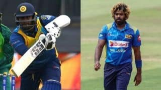 Cricket World Cup 2019: Sri Lanka banking on Mathews and Malinga after warm-up struggles