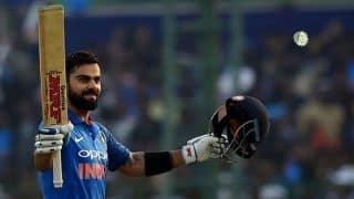 3rd ODI: Virat Kohli scores 4,000 (or more) ODI runs as India captain, joins Dhoni, Azhar, Ganguly