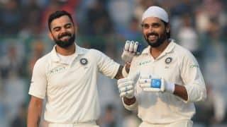 India vs Sri Lanka, 3rd Test, Day 1: Virat Kohli-Murali Vijay's dab and other video highlights