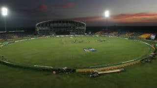Sri Lanka Cricket (SLC) offers cash, new clothes to stripped groundsmen