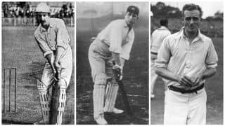 Frank Iredale becomes first to get run out trying to run five in a Test