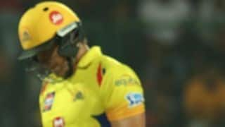 IPL 2018: Stephen Fleming blames batsmen for CSK's loss against DD