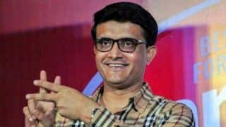 IPL 2019: Their will be no conflict of interest with my association with Delhi Capitals, says Sourav Ganguly