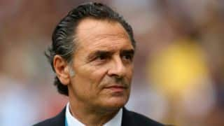 FIFA World Cup 2014: Cesare Prandelli resigns as Italy coach after group stage elimination
