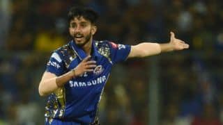 महेंद्र सिंह धोनी का विकेट लेने मेरे लिए बड़ी बात थी: मयंक मारकंडे