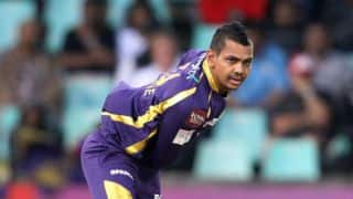 Narine will get over tough face positively: Williams