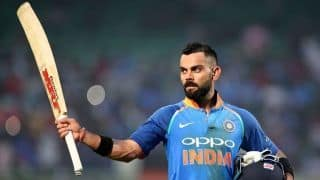 Virat Kohli steers India to victory in final T20I against Australia