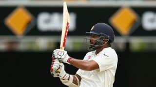 India crawl their way to 60-1 at lunch vs South Africa in 4th Test, Day 1 at Delhi