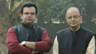 Arun Jaitley sun Rohan jaitley vow to remove corruption from DDCA