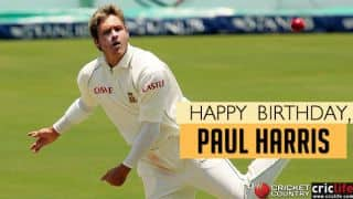 Paul Harris: 14 lesser-known facts about the South African all-rounder