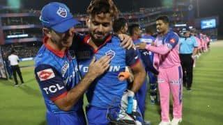 DC vs RR: रिषभ पंत बोले-हमारी योजना 10 ओवर में मैच खत्म करने की थी, ताकि....