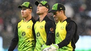 Rain ruins India's bid to level Australia T20 series