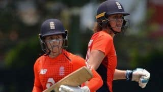 England trio of Sciver, Wyatt and Beaumont make progress in ICC Women's T20I Player Rankings